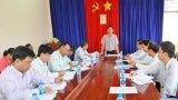 Kiểm tra việc thực hiện Nghị quyết Trung ương 4 (XII) và các quy định nêu gương tại Đảng ủy xã Thuận Nghĩa Hòa