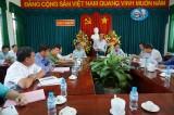 Kiểm tra việc thực hiện các Quy định về nêu gương, Nghị quyết Trung ương 4 (khóa XII) tại huyện Thạnh Hóa