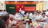 Chủ tịch UBND tỉnh Long An đối thoại với công dân về bồi thường, tái định cư