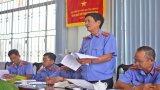 Viện Kiểm sát Nhân dân Long An: Xác định thực hiện Nghị quyết Trung ương 4 là nhiệm vụ thường xuyên