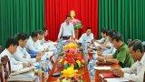 Vĩnh Hưng: Thường xuyên kiểm tra thực hiện Nghị quyết Trung ương 4 trong cán bộ, đảng viên