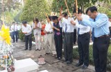 Kỷ niệm 70 năm Ngày mất đồng chí Hồ Văn Long (1949-2019): Phát huy tinh thần và khí tiết của người chiến sĩ cộng sản tiên phong