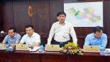 Bộ trưởng Bộ Giao thông Vận tải làm việc tại Long An