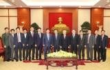 Tổng Bí thư, Chủ tịch nước tiếp Đoàn Đảng Dân chủ Đồng hành Hàn Quốc