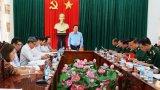 Đảng ủy Bộ đội Biên phòng tỉnh cần làm tốt hơn nữa việc thực hiện NQ Trung ương 4 (khóa XII)