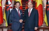 Phát huy hơn nữa hợp tác an ninh-quốc phòng Việt Nam-Brunei