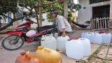 Hơn 100 hộ dân xã Tân Tập thiếu nước sinh hoạt