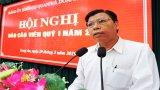 Đảng ủy khối Cơ quan và Doanh nghiệp tỉnh Long An: Hội nghị báo cáo viên quí I/2019