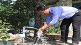 Năm 2019, Long An phấn đấu có 40% hộ dân nông thôn sử dụng nước sạch
