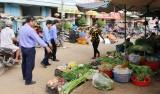 Vĩnh Hưng: Chợ Bàu Sậy được chấn chỉnh