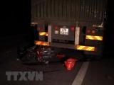 Bình Phước: Tai nạn liên hoàn làm 1 công an và 3 người thương nặng