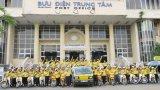 Bưu điện tỉnh Long An tuyên truyền chính sách BHXH tự nguyện