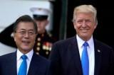 Tổng thống Hàn Quốc sắp thăm Mỹ để thúc đẩy đối thoại về Triều Tiên