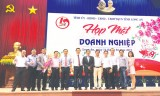 Hội Doanh nhân trẻ: Nơi chia sẻ kinh nghiệm, hợp tác hướng đến thành công