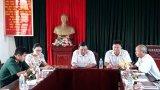 Châu Thành tăng cường công tác kiểm tra, giám sát của Đảng