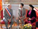 Quan hệ tốt đẹp giữa Việt Nam-Pháp đang ngày càng phát triển