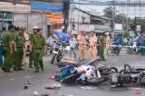 Quí I/2019, Long An xảy ra 48 vụ tai nạn giao thông làm chết 31 người, 45 người bị thương