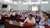 Long An: Khai mạc Hội nghị Tỉnh ủy lần thứ 15