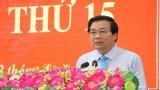 Thông báo kết quả Hội nghị lần thứ 15, Ban Chấp hành Đảng bộ tỉnh Long An, khóa X, nhiệm kỳ 2015-2020