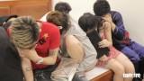 Vĩnh Long: 17 nam nữ tuổi đôi mươi phê ma túy trong đêm ở nhà nghỉ