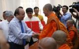"""""""Thành tựu của đất nước có sự đóng góp quan trọng của đồng bào Khmer"""""""