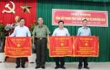 Nhiều đơn vị xuất sắc trong phong trào Toàn dân bảo vệ an ninh Tổ quốc