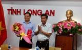 Ông Phạm Tấn Hòa được phê chuẩn chức vụ Phó Chủ tịch UBND tỉnh Long An