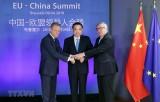 EU-Trung Quốc nhất trí tăng cường hợp tác trên nhiều lĩnh vực