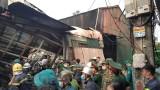 Xác định danh tính 8 người chết và mất tích trong vụ hỏa hoạn ở Hà Nội