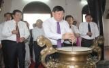 Vĩnh Long tổ chức nhiều hoạt động trong dịp Giỗ Tổ