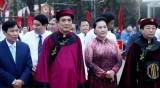 Những hình ảnh đầu tiên về Giỗ tổ Hùng Vương - Lễ hội Đền Hùng 2019
