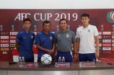Tiền đạo U23 VN Tiến Linh có thể ra sân trong trận B.Bình Dương - Shan United