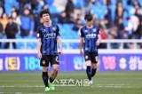 Công Phượng chưa tỏa sáng, hàng công Incheon United khiến HLV chán nản
