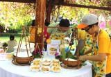Sôi nổi hội thi, trưng bày bánh dân gian hướng về đất Tổ