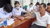 Thị xã Kiến Tường còn nhiều khó khăn trong việc thực hiện tiêu chí về y tế