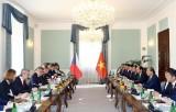 Thủ tướng Nguyễn Xuân Phúc hội đàm với Thủ tướng Cộng hòa Séc