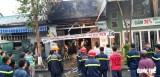 Cháy tiệm xe đạp điện ở Huế, 3 người thiệt mạng