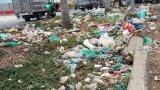 """Tuyến đường """"rác"""" giữa 2 khu công nghiệp Tân Đức và Hải Sơn"""