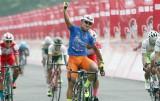 Lê Nguyệt Minh chiến thắng vòng đua tốc độ cao