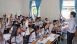 Trường THPT Hậu Nghĩa tuyển sinh lớp 10 chất lượng cao năm học 2019-2020