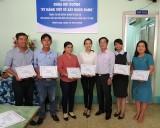 Hơn 20 phóng viên dự Lớp Kỹ năng viết về xây dựng Đảng