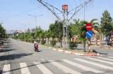 Thị trấn Vĩnh Hưng đạt chuẩn văn minh đô thị