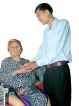 Tự hào vì có mẹ - Mẹ Việt Nam Anh hùng