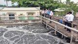 Long An có 18/20 khu công nghiệp, 9 doanh nghiệp lắp đặt trạm quan trắc nước thải