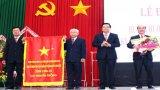 Châu Thành đón nhận Huân chương Lao động hạng 3