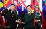 Việt Nam tiếp quản Chủ tịch Trung tâm Gìn giữ Hòa bình Châu Á-TBD