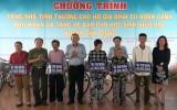 Phó Thủ tướng Thường trực Chính phủ - Trương Hòa Bình trao nhà tình thương tại Cần Giuộc