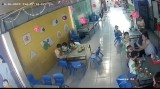 Sở Giáo dục và Đào tạo Long An xin lỗi gia đình bé bị bảo mẫu đánh và nhồi nhét thức ăn