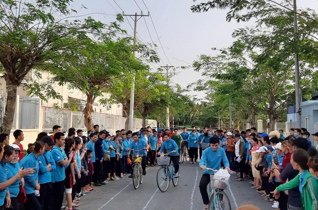 Công ty TNHH Giày ChingLuh Việt Nam  tổ chức các hoạt động vui chơi, giải trí cho công nhân, lao động