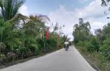 Tân Hòa: Nỗ lực thực hiện tiêu chí giao thông